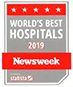 Newsweekr World best hospitals2019